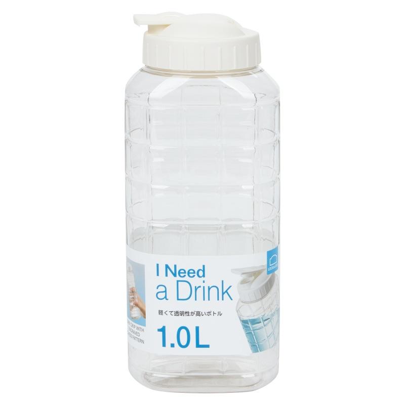 Бутылка для жидкости и сыпучих продуктов 1л Lock&Lock