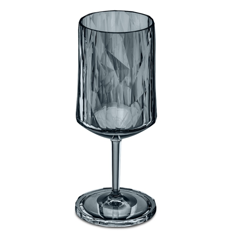 Бокал для вина Superglas Club 350 мл серый