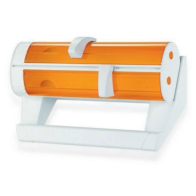 Органайзер для кухни BIS&amp;TRIS оранжевый LATINAБренд Guzzini уже долгие годы дарит покупателям со всего мира качественные и красивые аксессуары для дома и кухни. Органайзер для кухни - это очень необходимая вещь для Вас и Вашей кухни. . Он является держателем одноразовых полотенец, и в нем также предусмотрены места для фольги и пергаментной бумаги.<br>