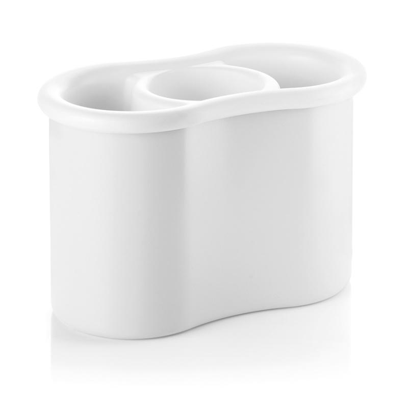 Сушилка для столовых приборов Guzzini Forme Casa белая