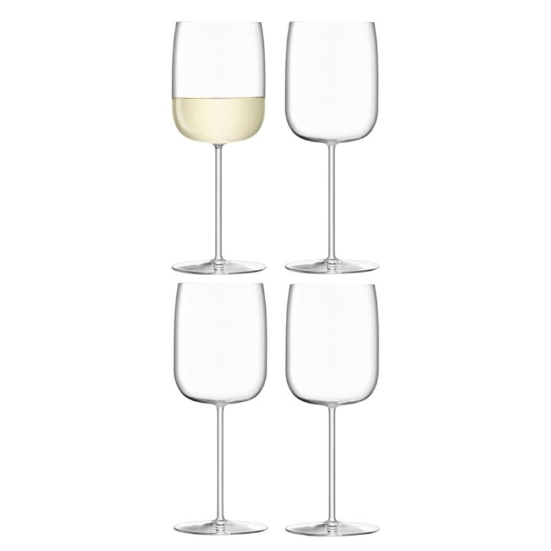 Набор бокалов для вина 4 шт. 380 мл LSA International Borough