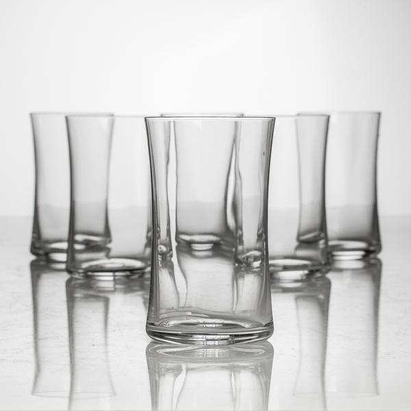 Набор стаканов д/воды 6 шт 420 мл Марко