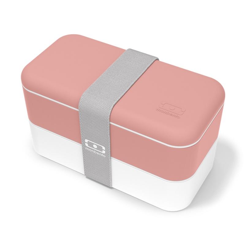 Ланч-бокс 1 л Monbento MB Original pink flamingo
