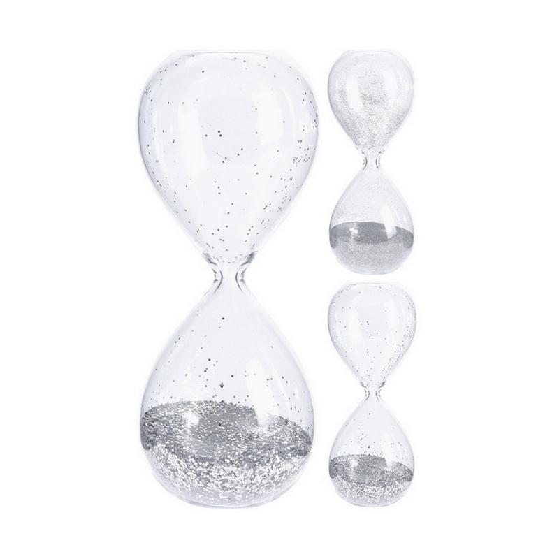 Купить Часы песочные 8, 5х8, 5х15, 5/6х7х16 см в ассортименте, Excellent Houseware