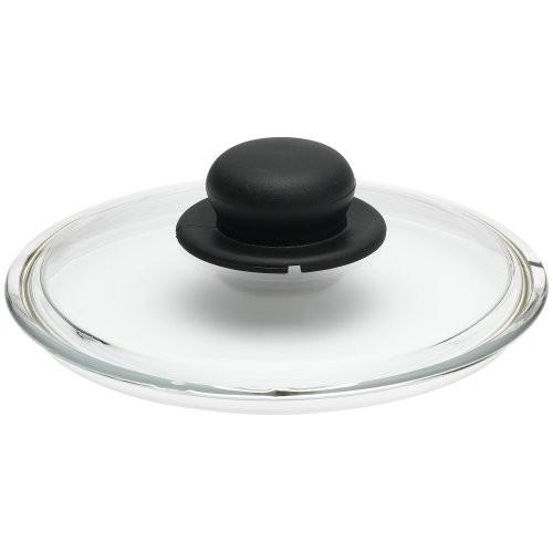 Крышка стеклянная GLASS LIDS (черная ручка)Ballarini производит стильную и эргономичную посуду. Крышки стеклянные от этой компании станут лучшими помощниками на кухне. Они долговечные, качественные, поэтому прослужат вам много лет.<br>