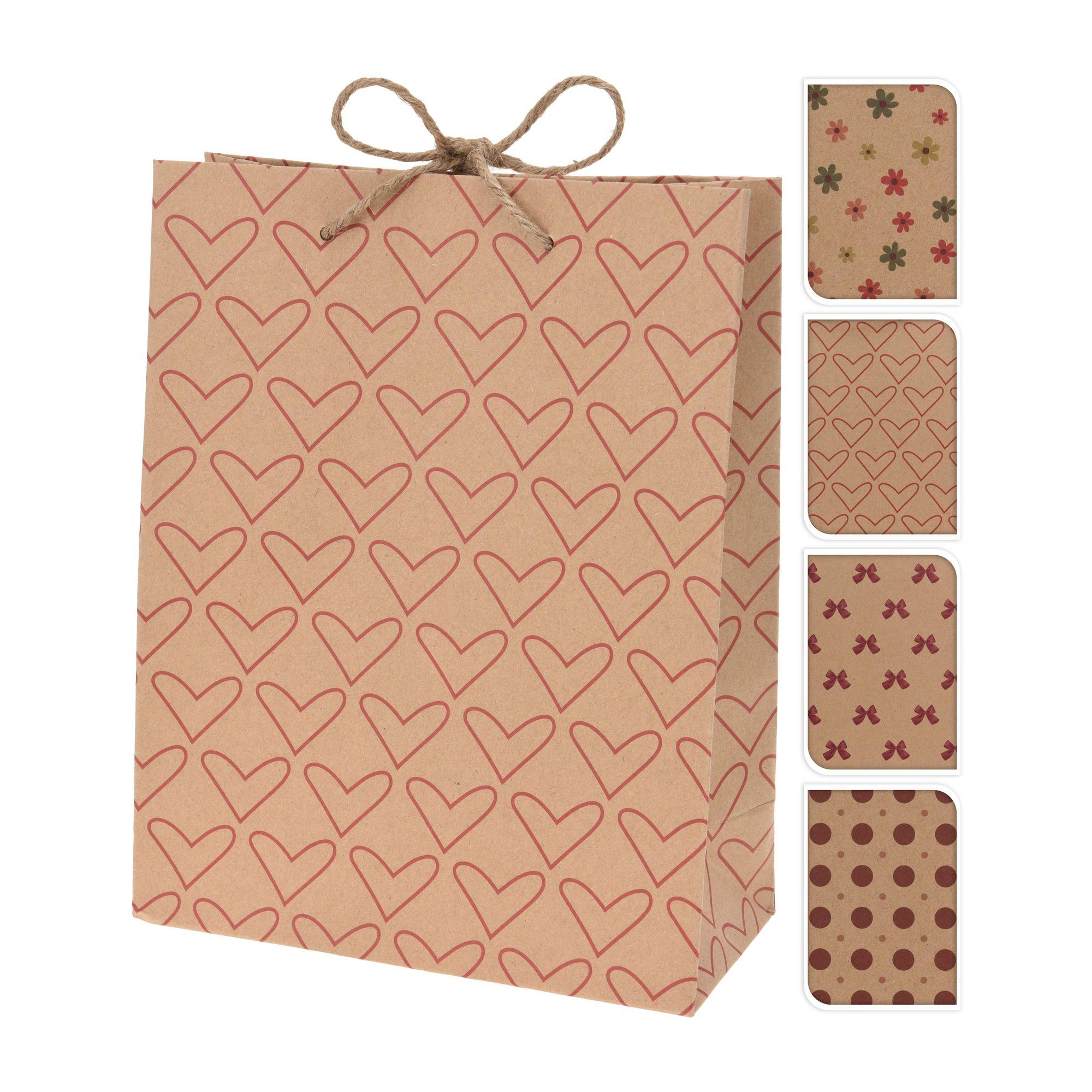 Пакет подарочный в ассортименте<br>