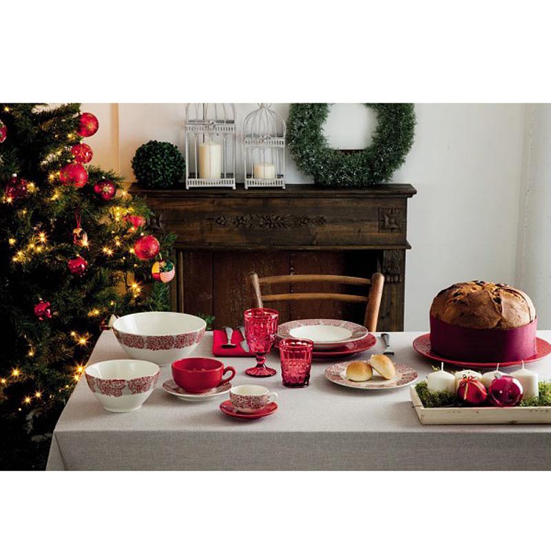 Тарелка обеденная COIMBRA 27 см краснаяИтальянский бренд Tognana - это известный производитель посуды по всему миру. Посуда изготовлена из высококачественного материала, а благодаря неповторимому дизайну она всегда будет выглядеть стильно на праздничном или обеденном столе. Отсутствие разнообразной отделки дает возможность мыть их в посудомоечных машинах и использовать в СВЧ печи, при это у посуды всегда будет вид как в момент покупки.<br>