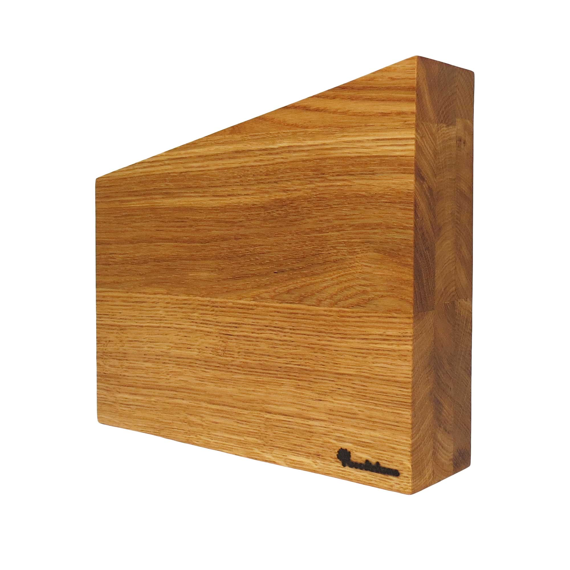 Подставка для ножей магнитнаяПосдтавка для ножей магнитная Woodinhome KS004SON, 8 ножей, дуб натур<br>