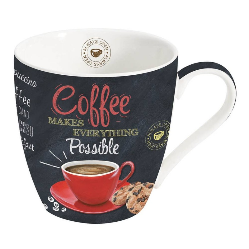 Кружка 350 мл Easy Life Coffee