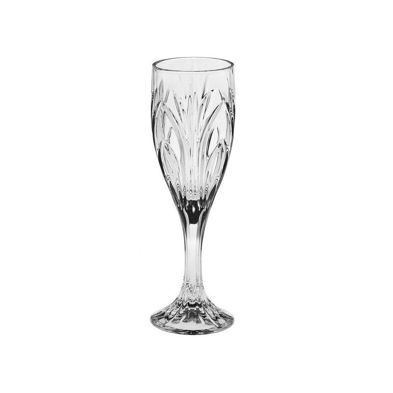 Набор бокалов для шампанского 6 шт. 180 мл. EliseЧешский хрусталь Crystal Bohemia обладает высокой стокостью к истираниям, прозрачностью и длительным сроком службы. Современное производство хрустая Crystal Bohemia - это сочетание передовых технологий производства и многолетних традиций.<br>