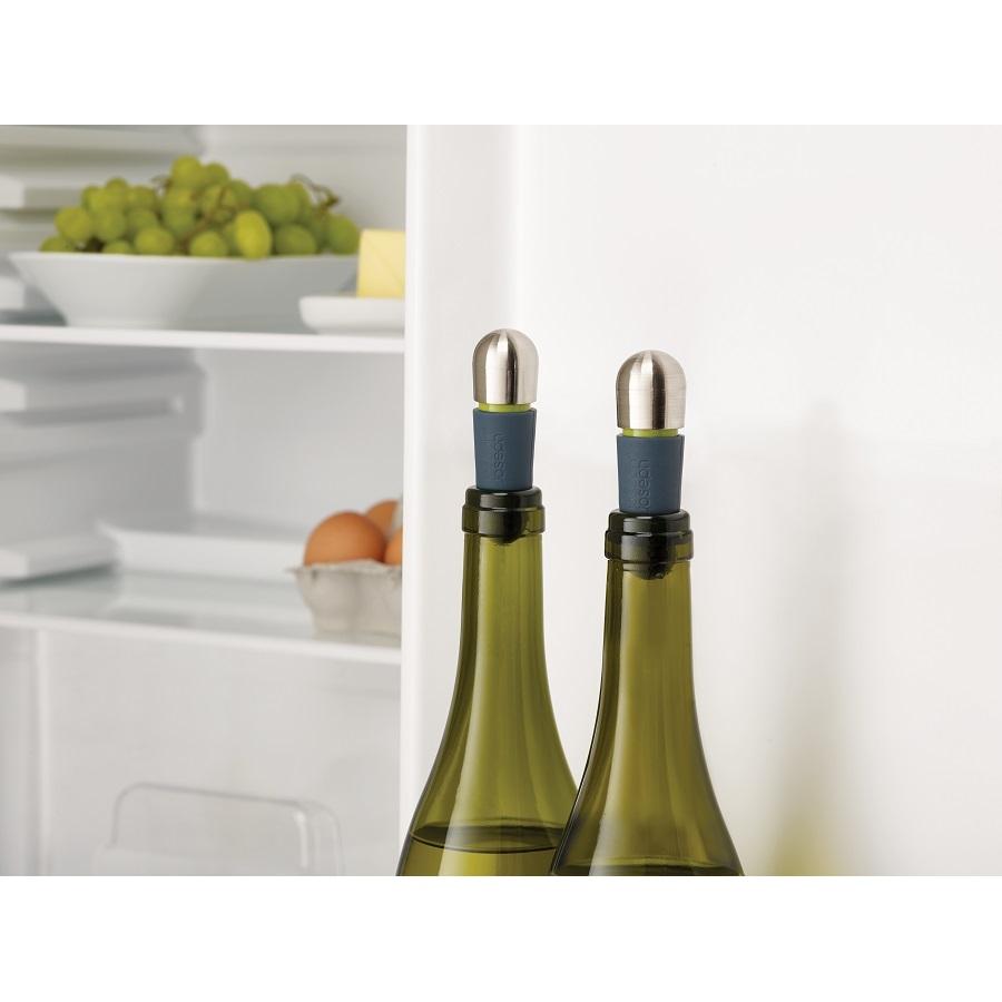 Набор пробок для вина 2 шт. Joseph Joseph BarWise