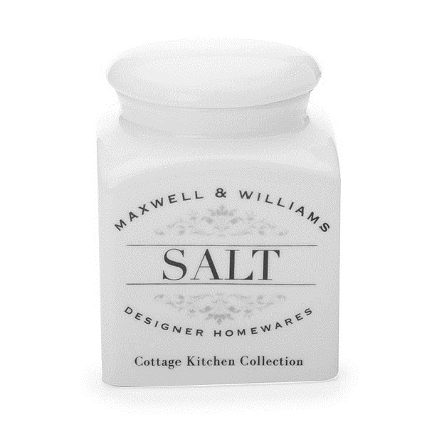 Банка для сыпучих продуктов (соль) Maxwell & Williams Cottage Kitchen 0,5 л