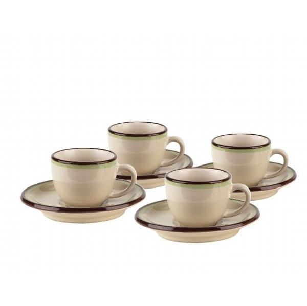 Чашка с блюдцем чайная FOGOLAR SPRINGTognana производит красивую и качественную посуду и аксессуары для дома и дачи, создает каждый предмет продуманно и с особой любовью. Данный комплект чашки с блюдцем стильный, эргономичный, прекрасно выполняет свою функцию и украшает стол.<br>