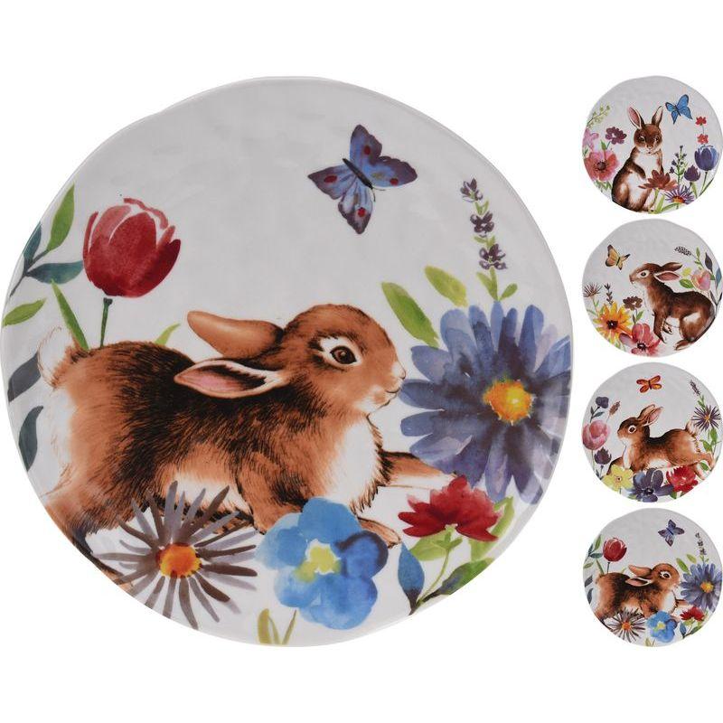 Купить Тарелка Кролик в ассортименте, Excellent Houseware