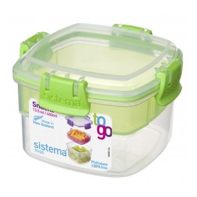 Купить Контейнер двухуровневый TO-GO, Sistema Plastics