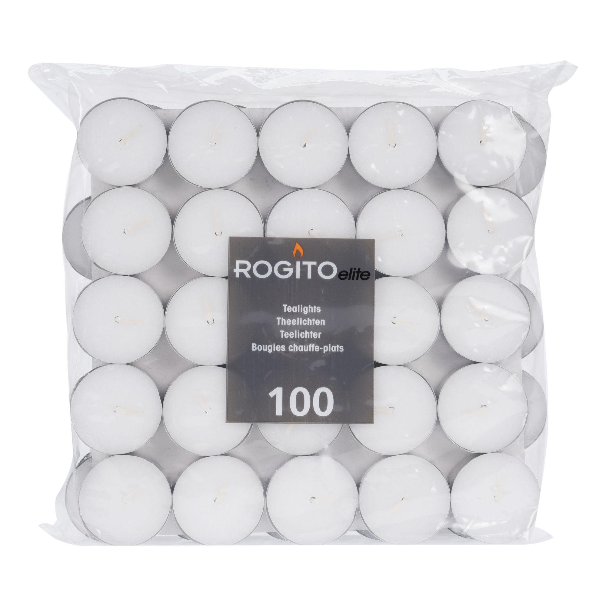 Набор свечей чайных 100 шт.<br>