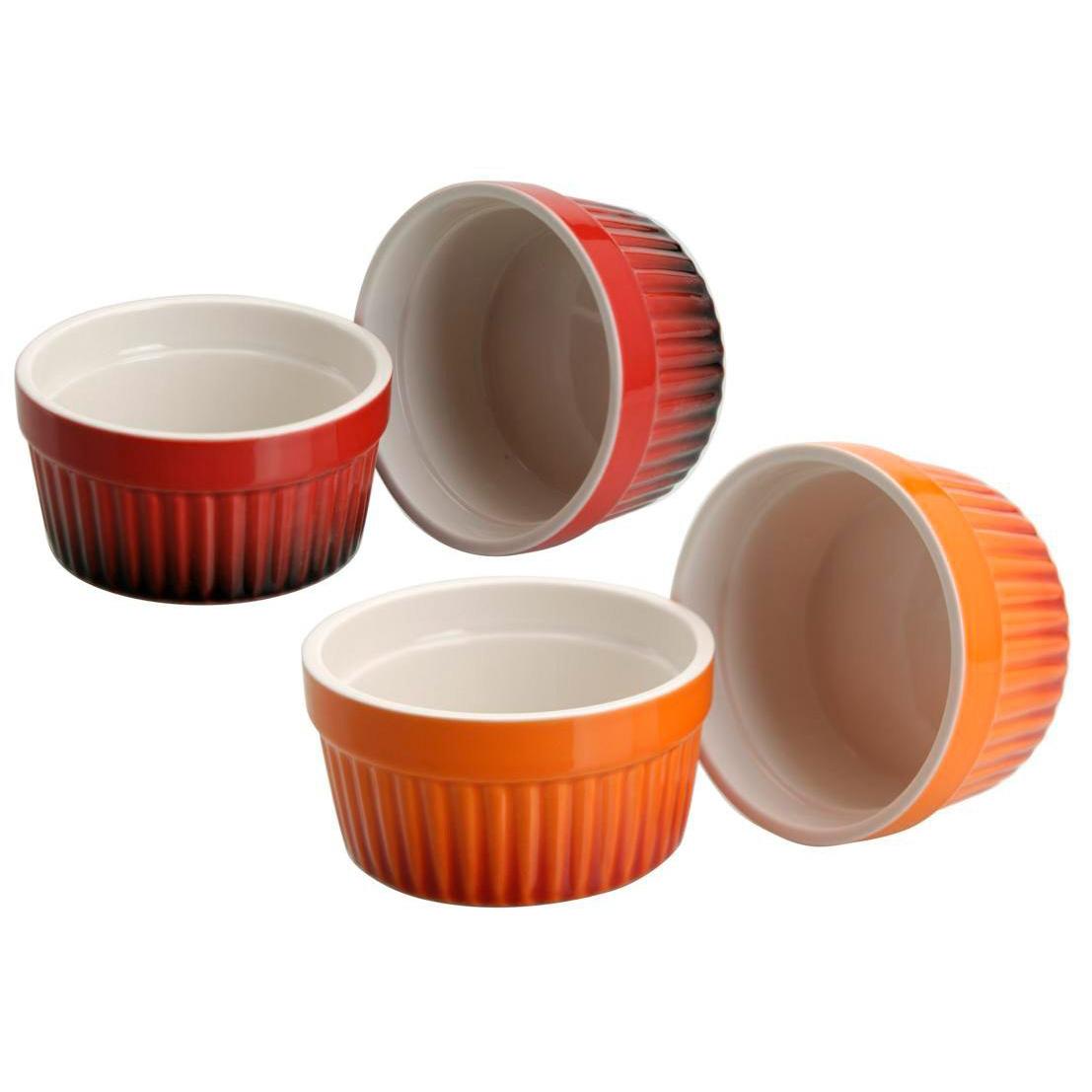 Форма для выпекания 9х4,6см рыжий/терракотовыйИзделия компании KOOPMAN INTERNATIONAL изготовлены из высококачественной керамики. Высокое качество посуды из керамики данной марки достигается не только использованием качественного сырья, а и контролем производства продукции на всех этапах. В результате работа квалифицированных специалистов и дизайнеров видна на современной посуде этой компании.<br>
