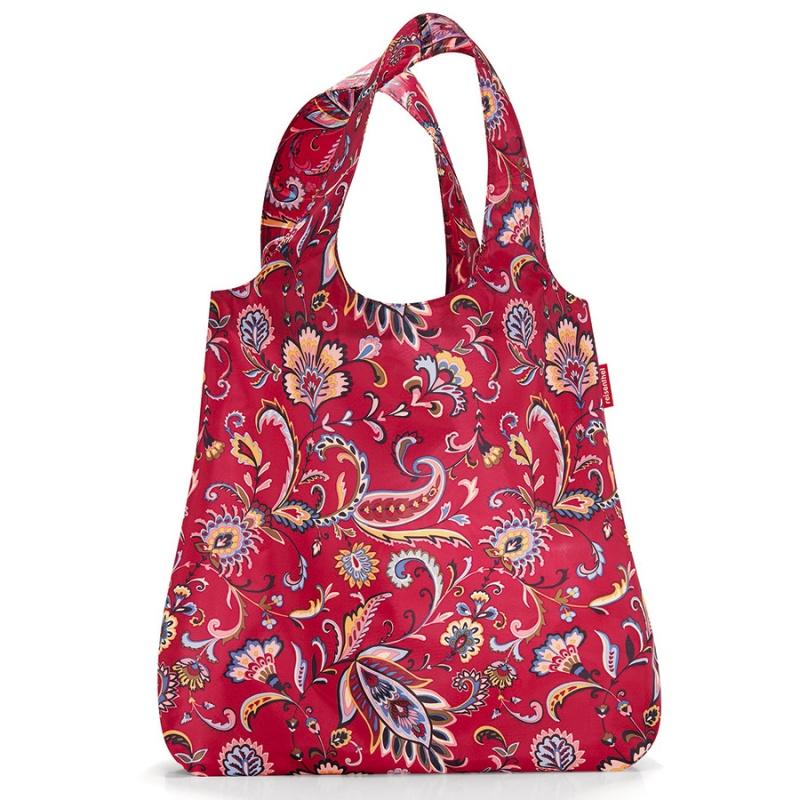 Сумка складная Reisenthel mini maxi Shopper paisley ruby