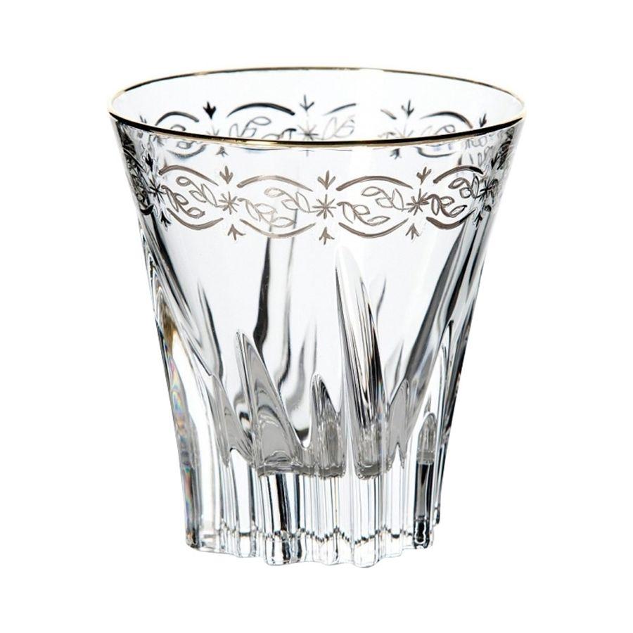 Набор стаканов д/виски 310 мл 6 шт FLUENTEНабор стаканов для вискиФлюент придется по вкусу истинным ценителям этого крепкого и благородного напитка. Высокий стакан без ножки оснащен устойчивым толстым основанием и изготовлен из прочного стекла. Изящные грани бокала красиво преломляют свет, создавая праздничное настроение и украшая любое торжество. Набор состоит из шести предметов и идеально подходит для сервировки стола дома, а также для использования в кафе, барах и ресторанах. Набор стаканов для виски Флюент расскажет гостям о вашем безупречном вкусе и чувстве стиля, а также позволит максимально раскрыть аромат и вкус напитка.<br>