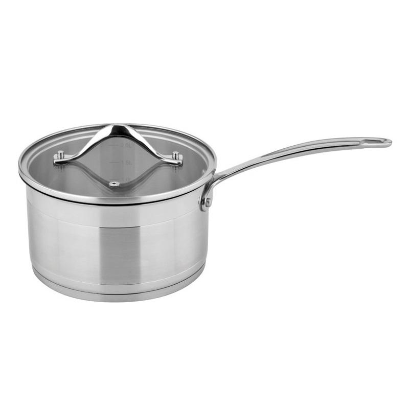 Ковш 2л 18смКомпания Oursson - это производитель кухонной посуды и аксессуаров. Качественные, стильные, эргономичные предметы быта данной марки представлены на мировом рынке. Ковш - один из представителей марки Oursson, который подарит вам комфорт при использовании.<br>