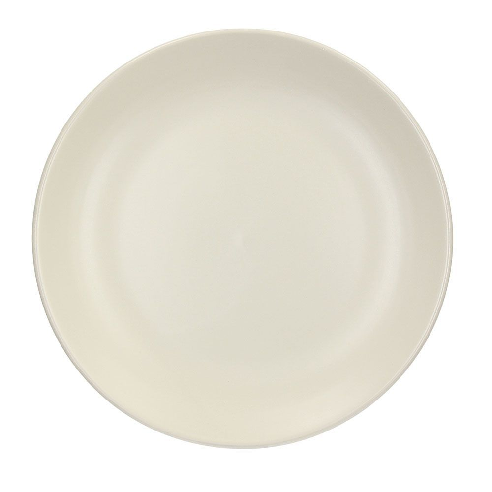 Тарелка обеденная RUSTICAL BEIGE MATTТарелка обеденная 27 см RUSTICAL BEIGE MATT<br>