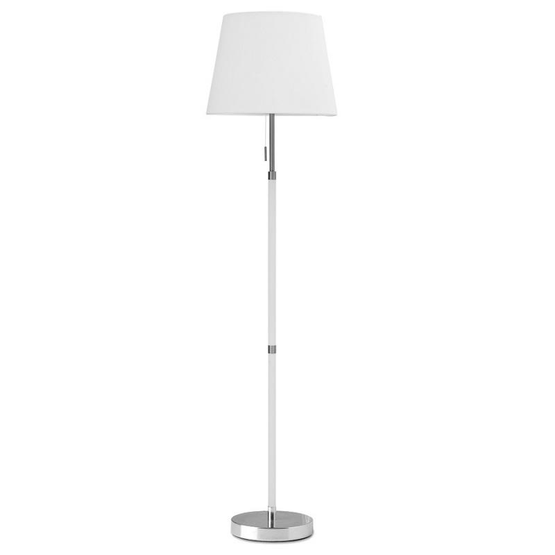 Лампа напольная Frandsen Venice белая