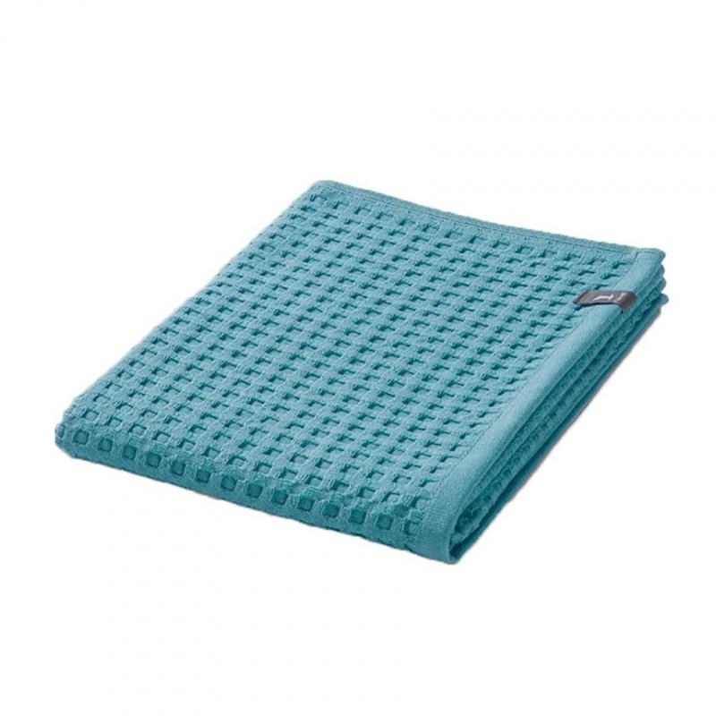 Полотенце вафельное Moeve Piquee 70х140 см морская волна