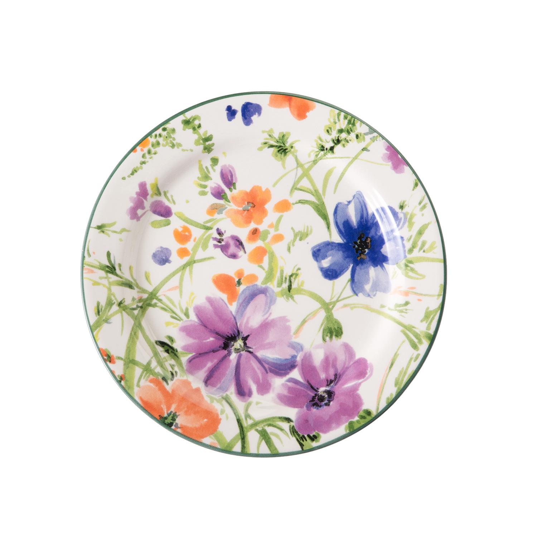 Набор обеденный 8 предметов Полевые цветыОбеденный набор от Magia Gusto украсит каждый стол и создаст неповторимый уют. Качественный, стильный и яркий, он станет вашим любимчиком.<br>