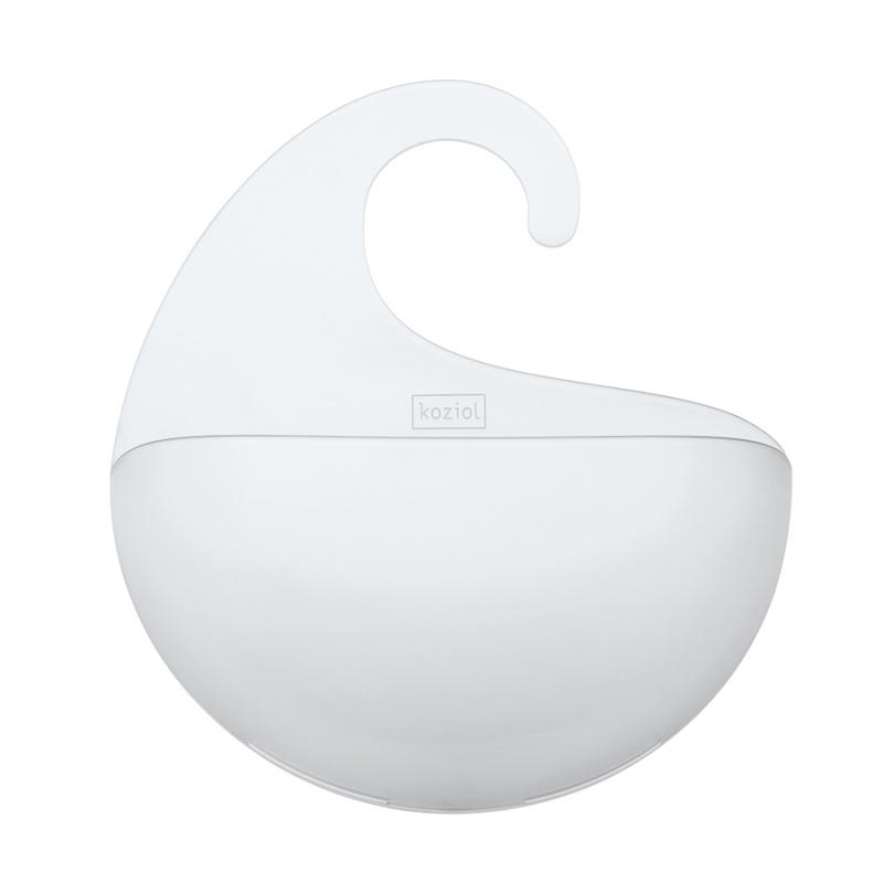 Органайзер для ванной Surf прозрачный