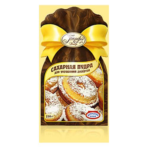 Сахарбелый:Сахарнаяпудрафасованная(первой категории)Продукция от Парфэ - превосходные приправы, смеси и пищевые добавки, которые подарят вашим блюдам незабываемый вкус и аромат! Сахарная пудра непременно пригодится вам для ваших кулинарных экспериментов.<br>
