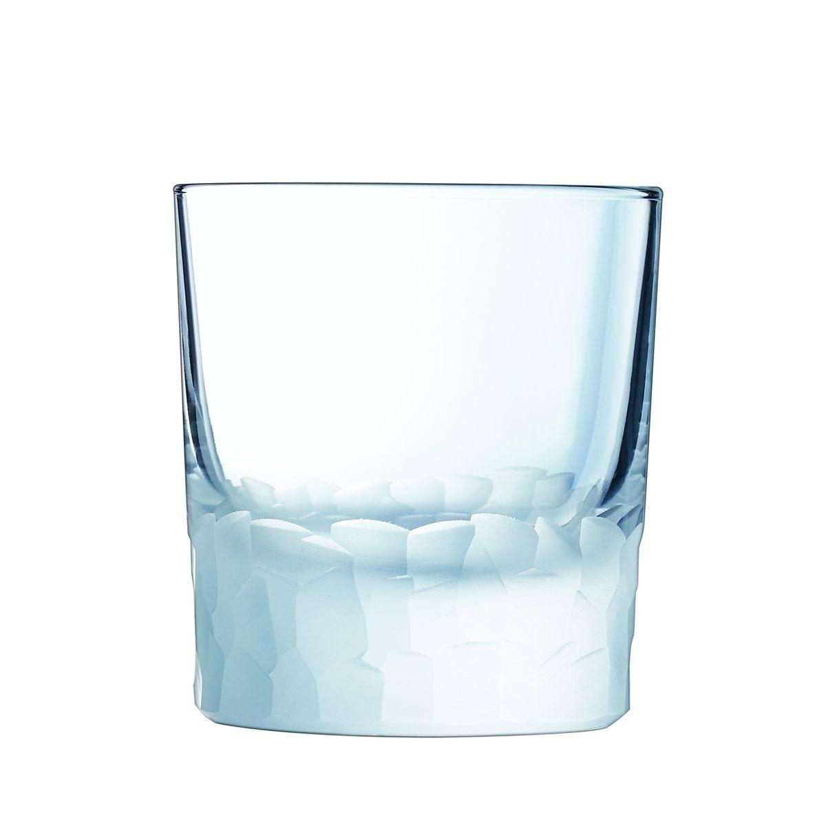 Набор стаканов низких 6 шт 320 мл INTUITIONНабор  из 6-ти стаканов низких 320 мл INTUITION<br>