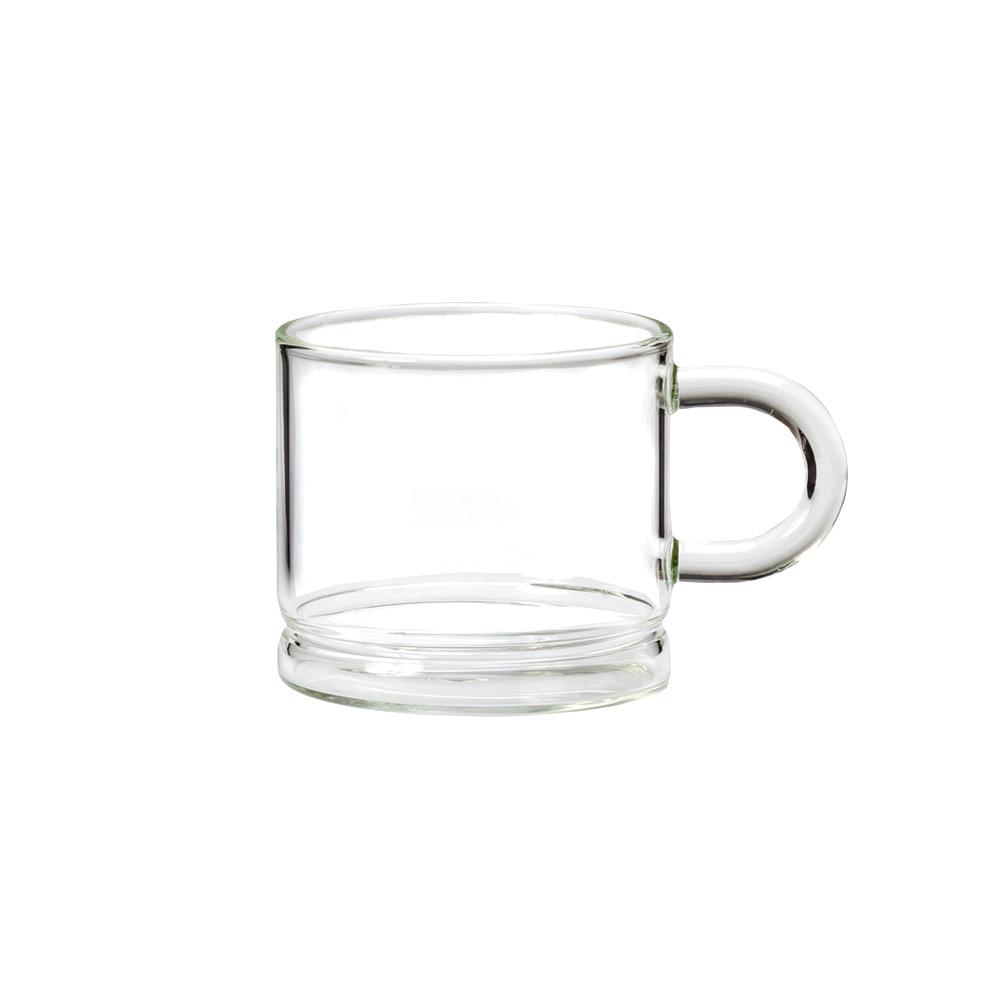 Кружка стеклянная, 420млЧашка имеют интересный современный дизайн и изготовлена из прозрачного стекла. Данная чашка имеет толстые стенки, что способствует сохранению тепла напитка дольше обычного. Использовать такую чашку на кухне очень удобно. Благодаря прозрачному стеклу можно насладится насыщенным бархатистым цветом любимого кофе или чая и насладиться его ароматом.<br>