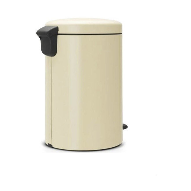 Купить Бак мусорный с педалью newIcon 20 л бежевый, Brabantia