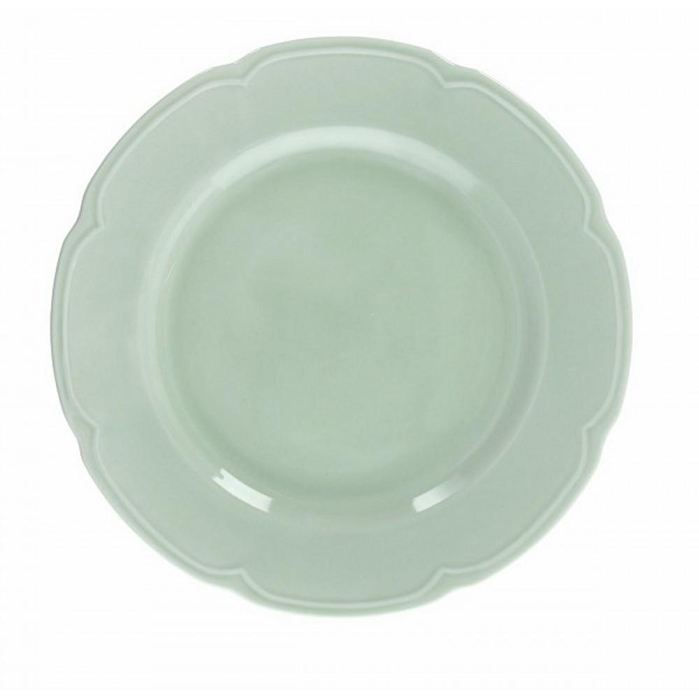 Тарелка подстановочная FAVOLA   VERDE SAТарелка подстановочная не всегда имеется в домашней коллекции посуды, но фирма Tognana придала этому элементу особый оригинальный и лаконичный дизайн, что никого не сможет оставить равнодушным. Выделитесь среди друзей, дополнив ваш стол такой тарелкой.<br>