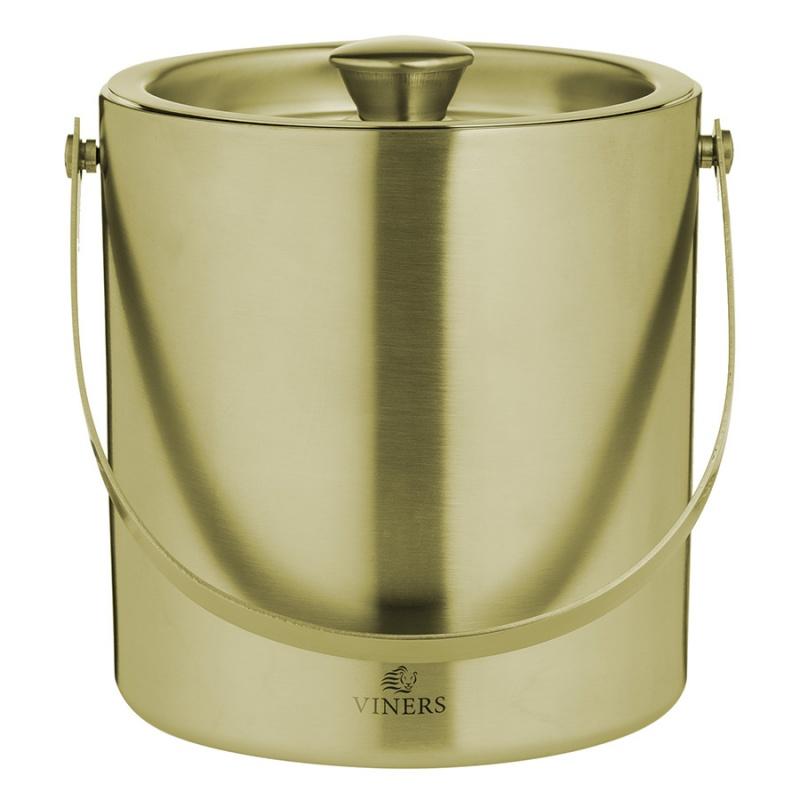 Ведерко для охлаждения вина Viners Barware 1,5 л золото