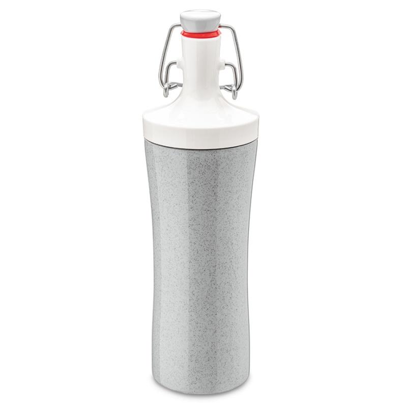 Бутылка для воды Plopp To Go organic 425 мл серая фото