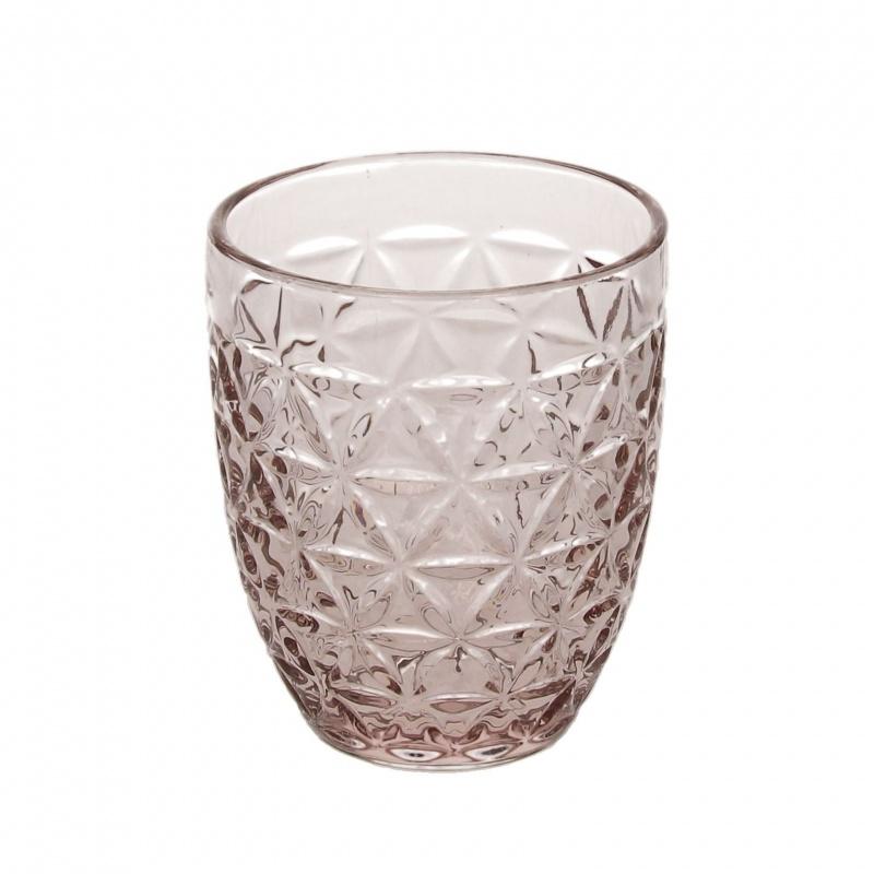 Стакан для воды ABIGAILTognana производит красивую и качественную посуду и аксессуары для дома и дачи, создает каждый предмет продуманно и с особой любовью. Данный стакан стильный, эргономичный, прекрасно выполняет свою функцию и украшает стол.<br>