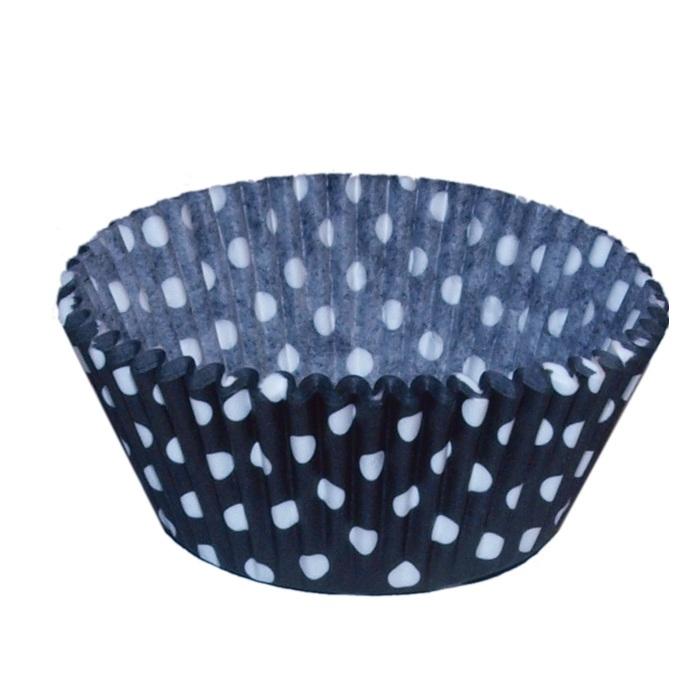 Формы для выпечки кексов бумажные Marmiton 5x3,2cм