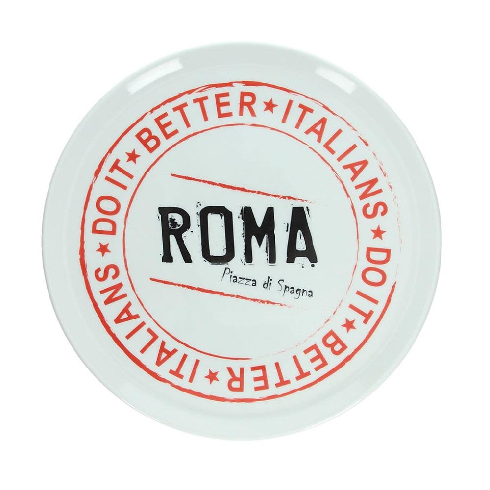 Тарелка для пиццы 33 см Tognana Roma