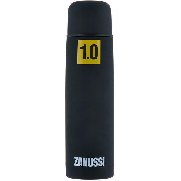 Термос 1 л Zanussi черный