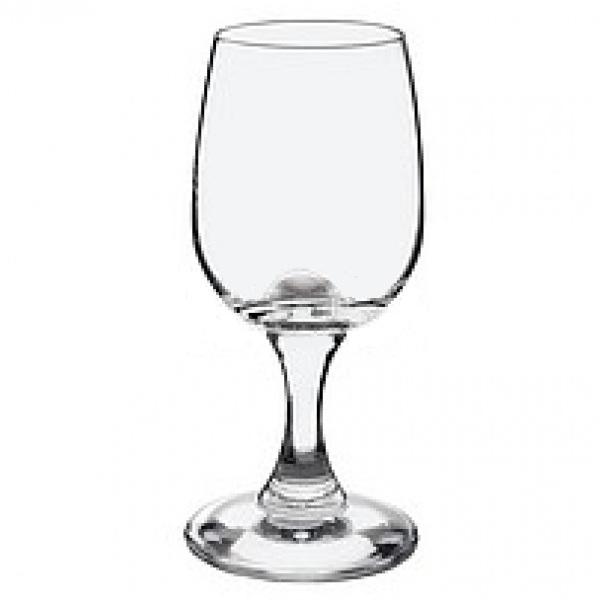 Бокал для белого вина VivatОсобенность коллекции Saga - это воздушный пузырь, находящийся в дне каждого изделия. Это смотрится довольно необычно, стильно и красиво. Такая нестандартная посуда украсит любой стол.<br>