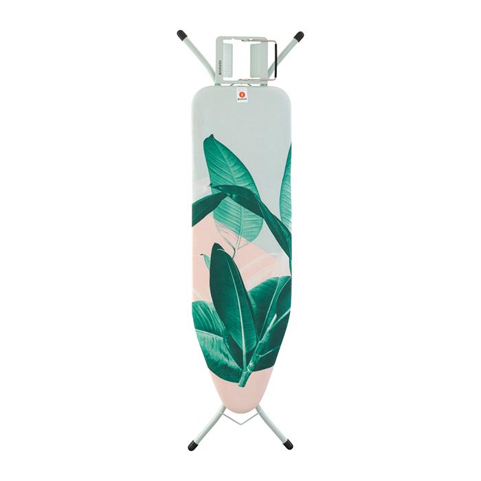 """Гладильная доска Brabantia """"Тропический листья"""" 124x38 см"""