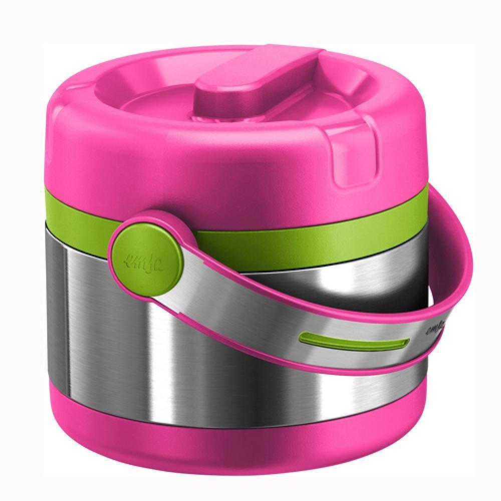 Термос для ланча MOBILITY KIDS 0 65лТермос изготовлен из высококачественной нержавеющей стали. Он отлично держит температуру ваших блюд в течение длительного времени. Вы сможете взять свой полноценный обед с собой на работу или просто в дорогу и перекусить где бы вы не находились. Термос герметичен и на 100% экологически безопасен.<br>
