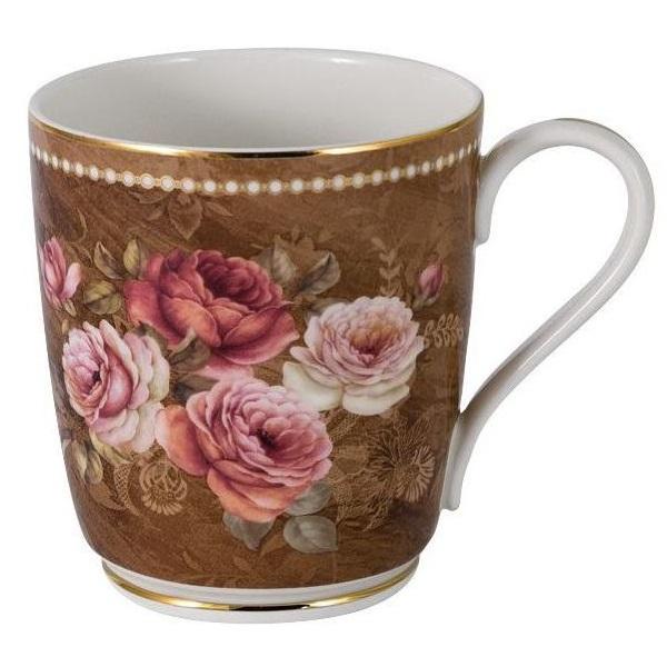 Кружка 300 мл Anna Lafarg Emily Английская роза