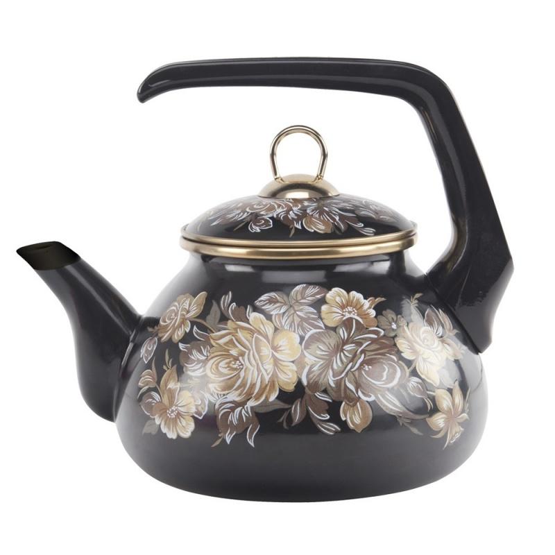 Чайник с металлической крышкой 2,2 л Anna Manelis Розали