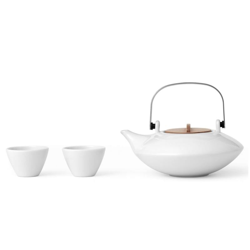 Чайный набор 5 предметов Viva Scandinavia Pure