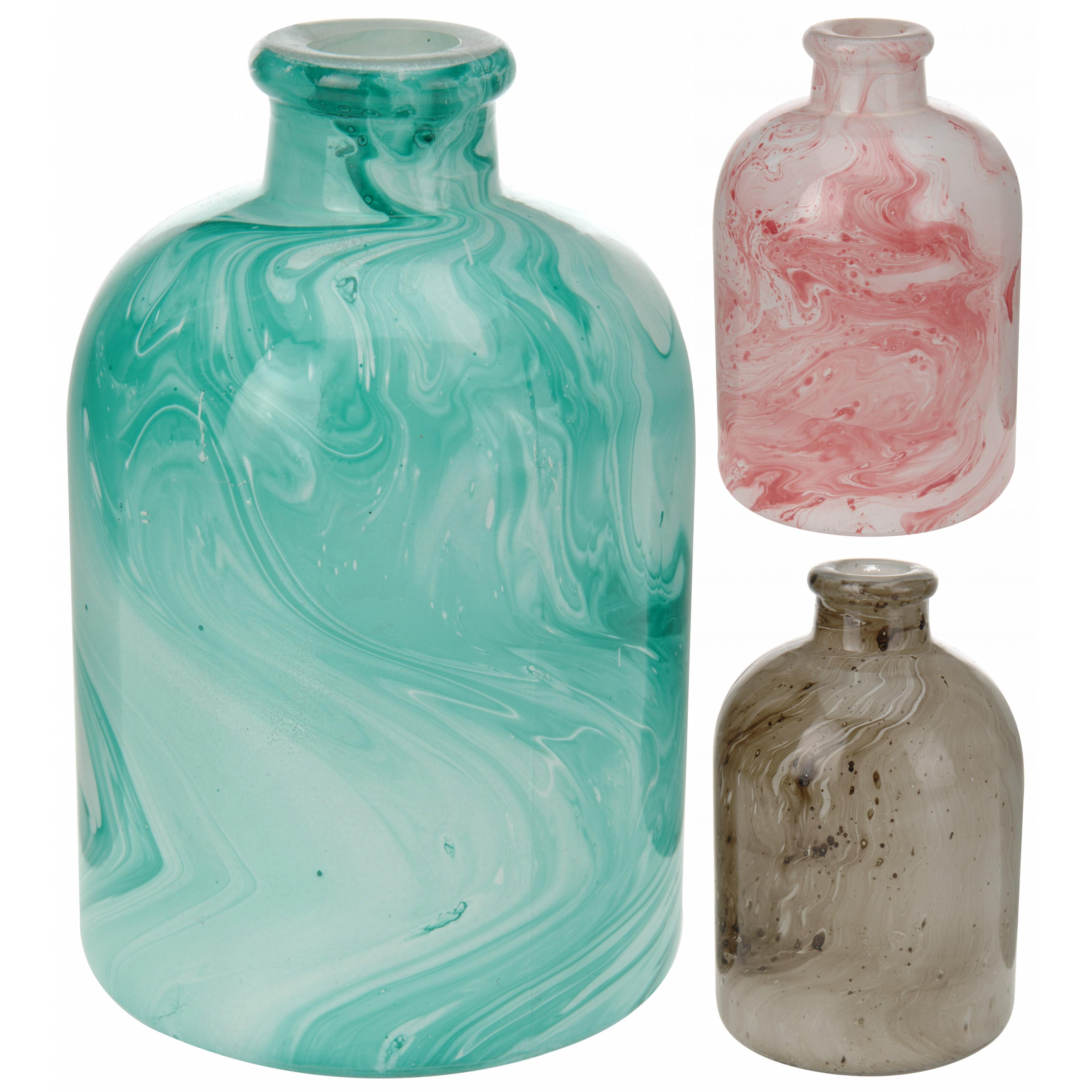 ВазаExcellent Houseware производит посуду и предметы домашнего обихода. Ваза предназначена для хранения цветов. Но она может быть просто украшением интерьера. Если положить внутрь какие-то декоративные элементы, конфеты или специи, тогда она станет своеобразной эксклюзивной статуэткой. Внимание! Выбирать цвет заранее не представляется возможным.<br>