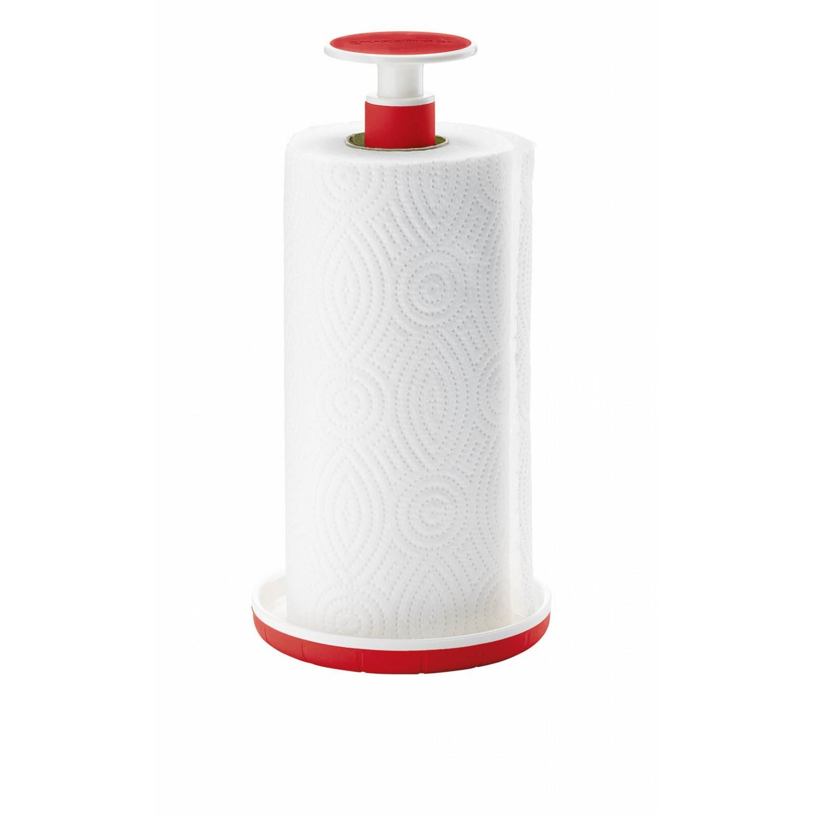 Подставка для бумажного полотенца MY KITCHENFratelli Guzzini производит пластиковую посуду и аксессуары для дома. Элегантная подставка - отличный помощник на кухне, благодаря которому бумажные полотенца всегда будут у вас под рукой, и ими удобно будет пользоваться.<br>