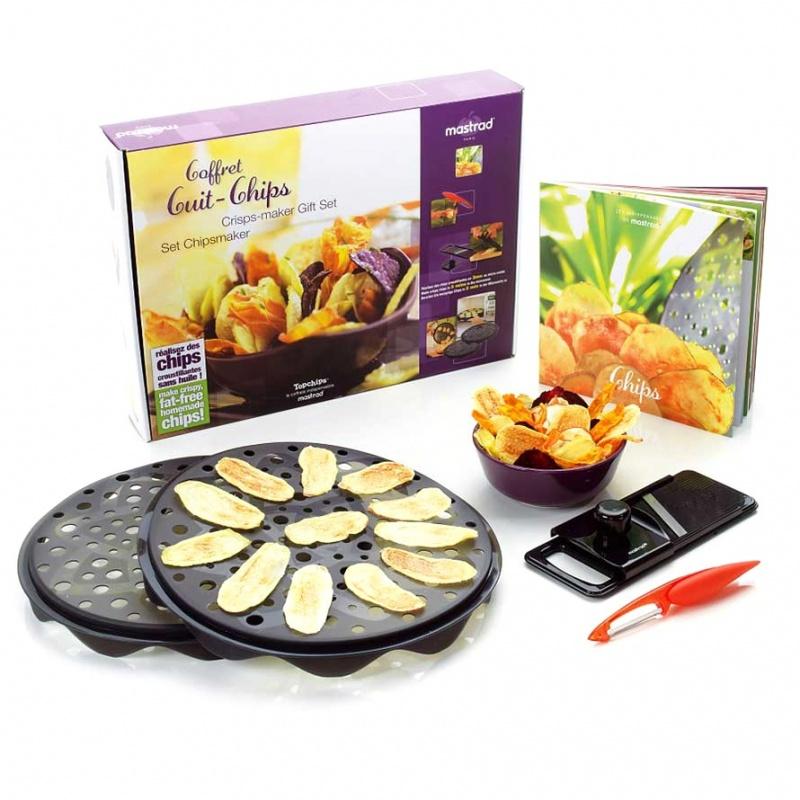 Набор для приготовления чипсов Mastrad