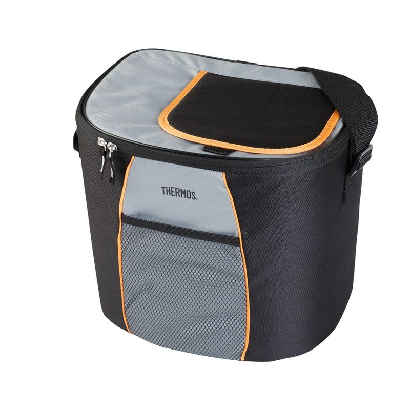 Термосумка E5 24 Can Cooler Black/Gray THERMOS